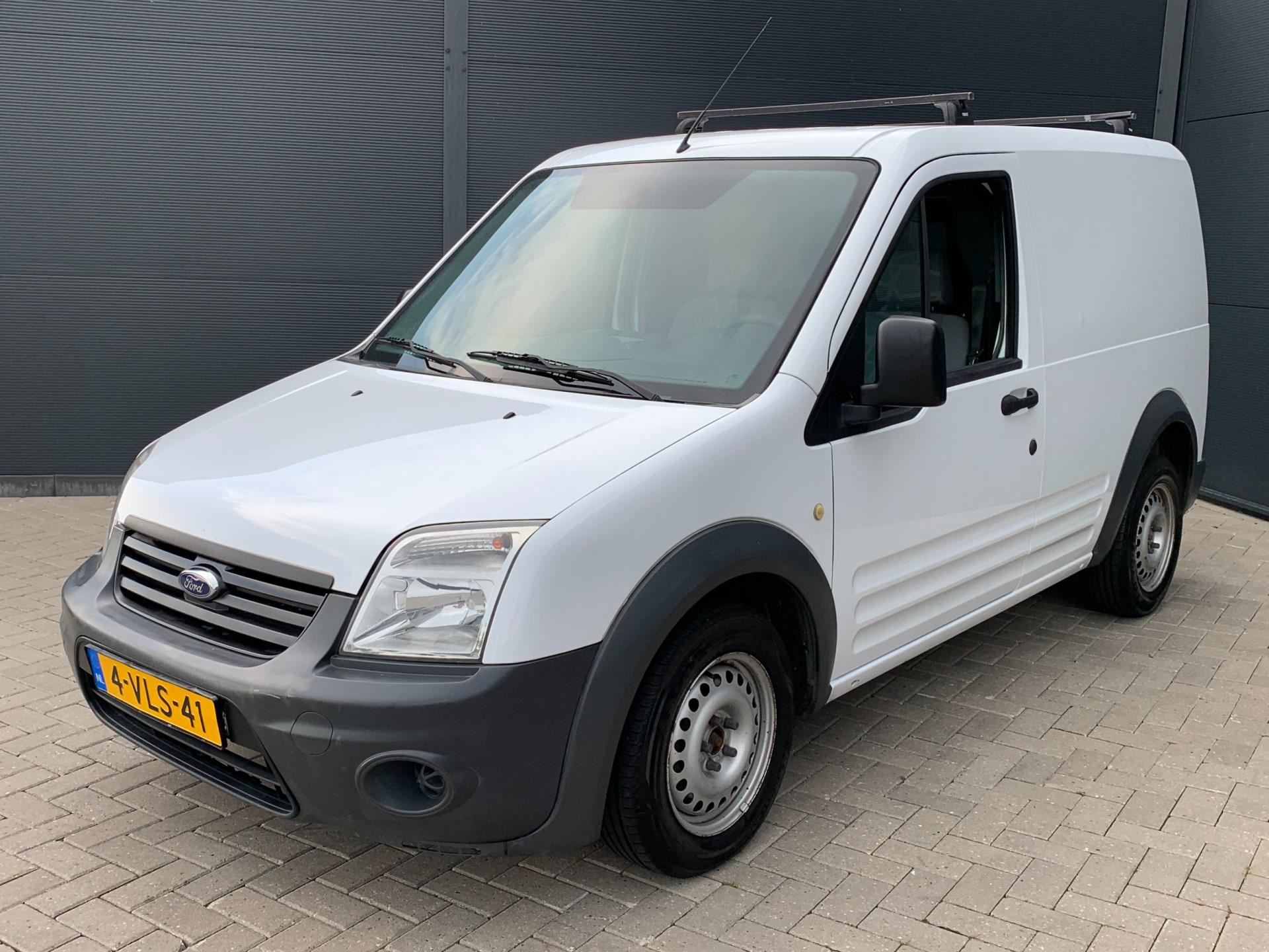 Ford Transit Connect occasion - Van den Brom Auto's