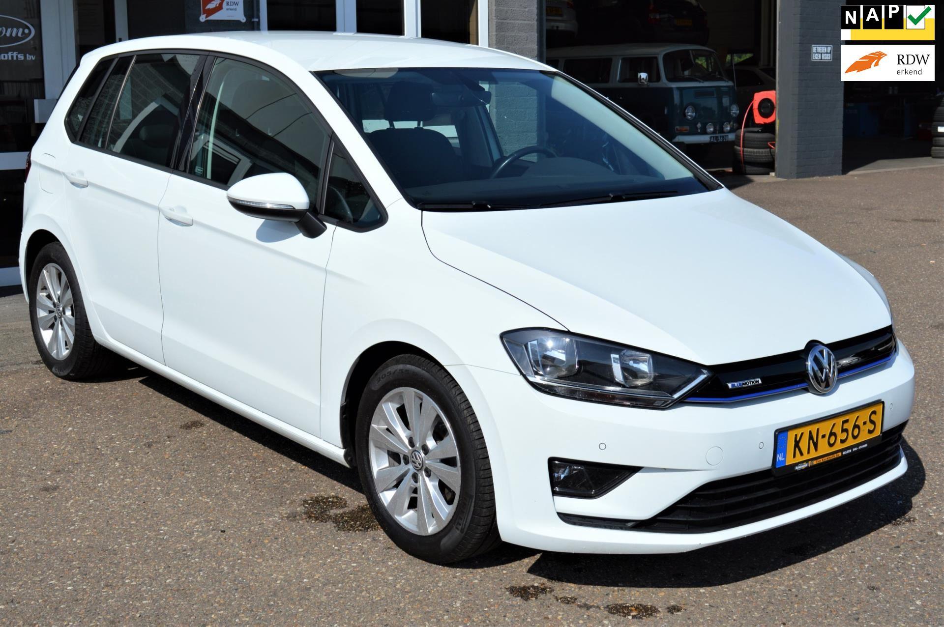 Volkswagen Golf Sportsvan occasion - Autobedrijf Ton Kerkhoffs Bv