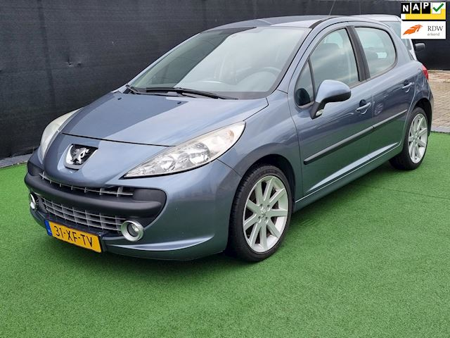 Peugeot 207 occasion - Autohuis Zeewolde