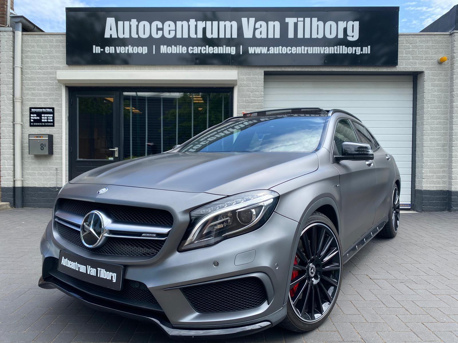 Mercedes-Benz GLA-klasse occasion - Autocentrum van Tilborg
