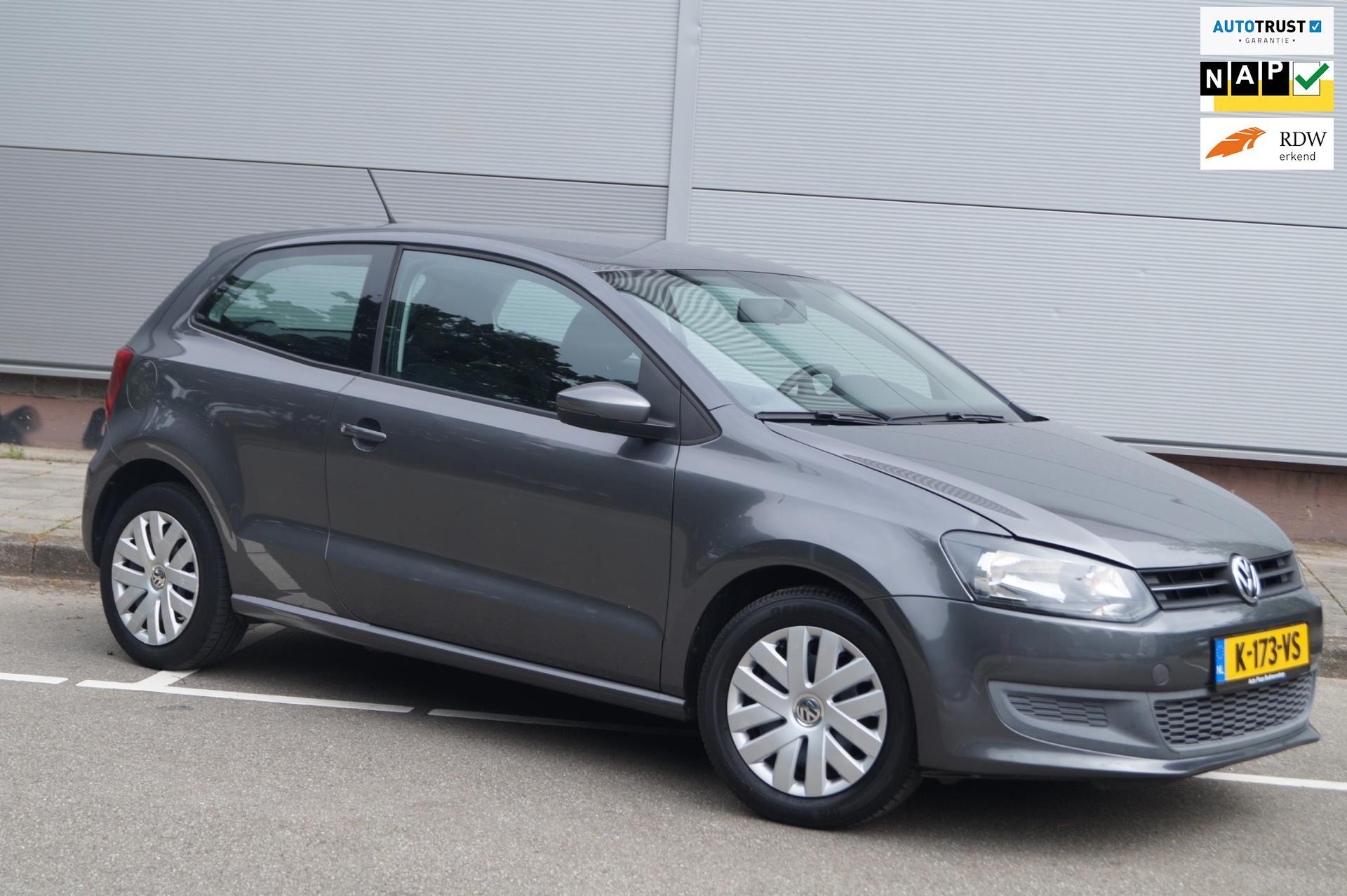 Volkswagen Polo occasion - Auto Plaza Badhoevedorp