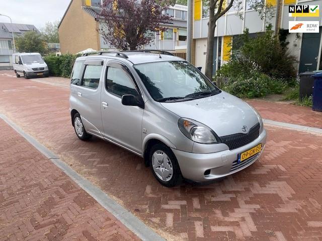 Toyota Yaris Verso AUTOMAAT / Eerste eigenaar / 87.000 NAP / Volledig dealer onderhouden