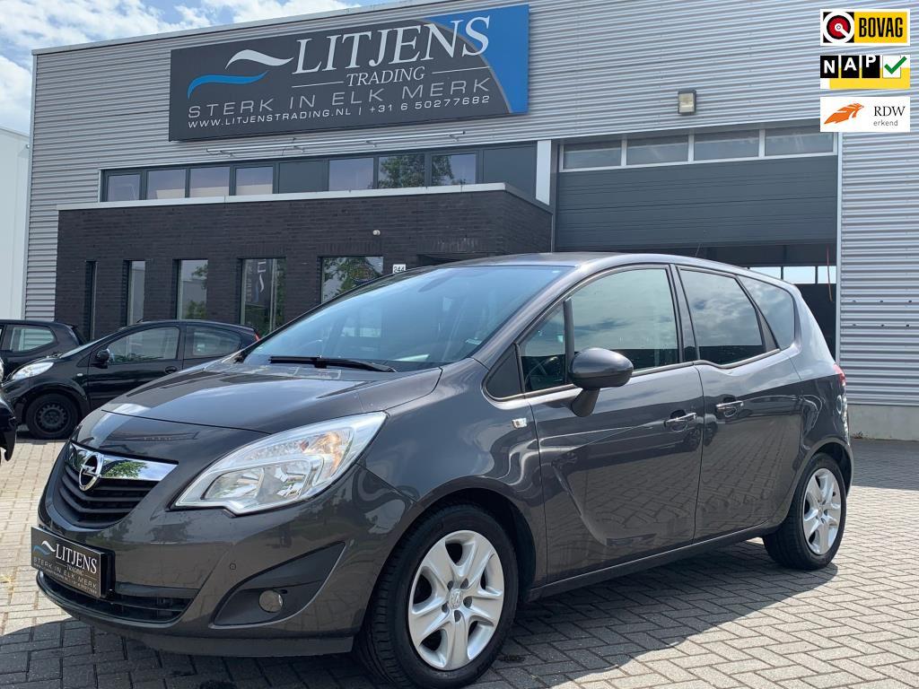 Opel meriva occasion - Litjens Trading