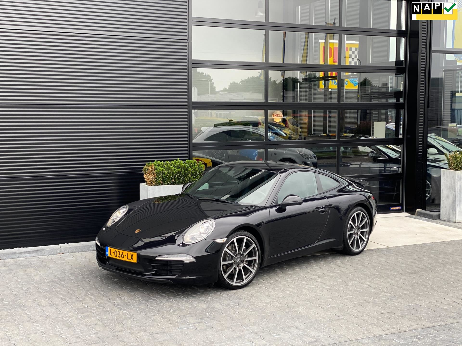 Porsche 911 occasion - Pitstop Car Trading