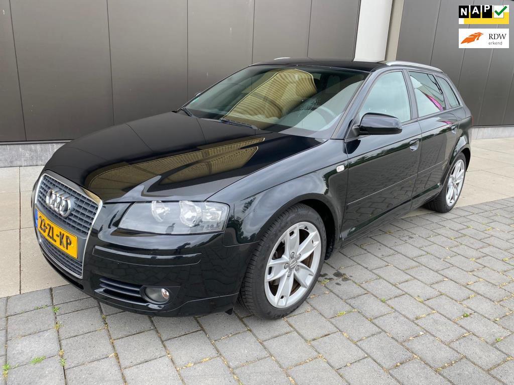 Audi A3 Sportback occasion - Demkar Auto's