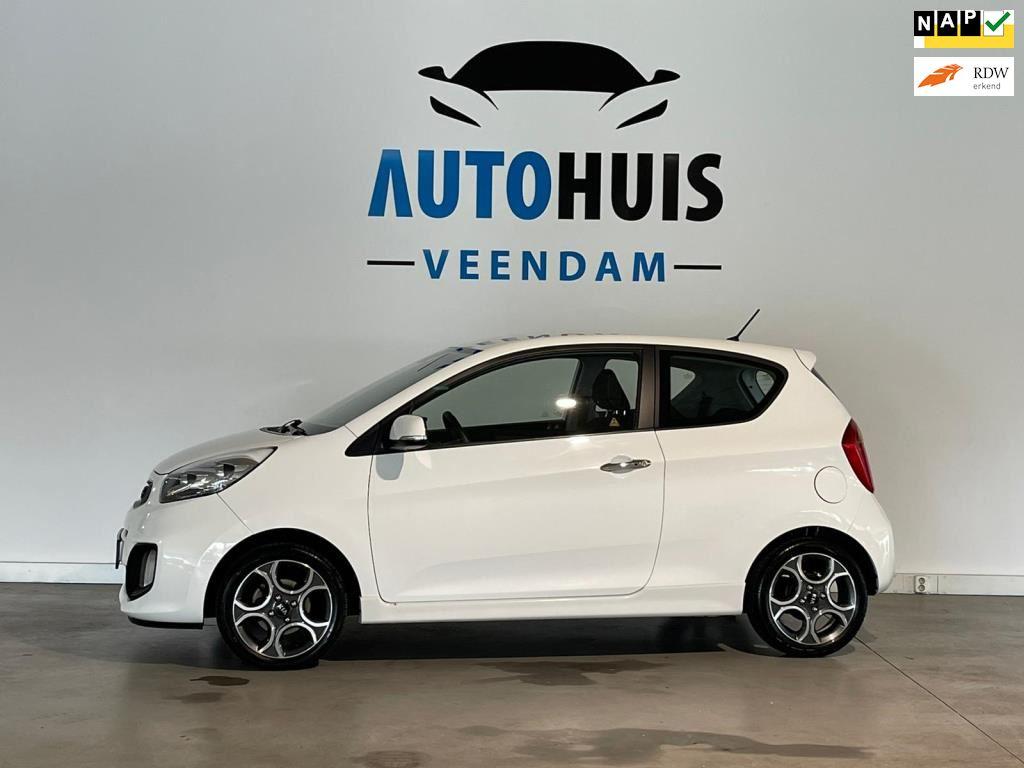 Kia Picanto occasion - Autohuis Veendam