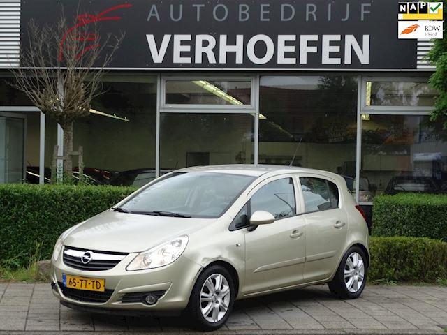 Opel Corsa 1.2-16V Enjoy - CRUISE - AIRCO - MULTI FUNC STUUR - APK TOT 12/2021 !!