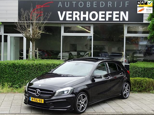 Mercedes-Benz A-klasse 180 Ambition - AMG NIGHT EDITION - PANORAMA - AUTOMAAT - NAVIGATIE - CLIMATE CONTROL