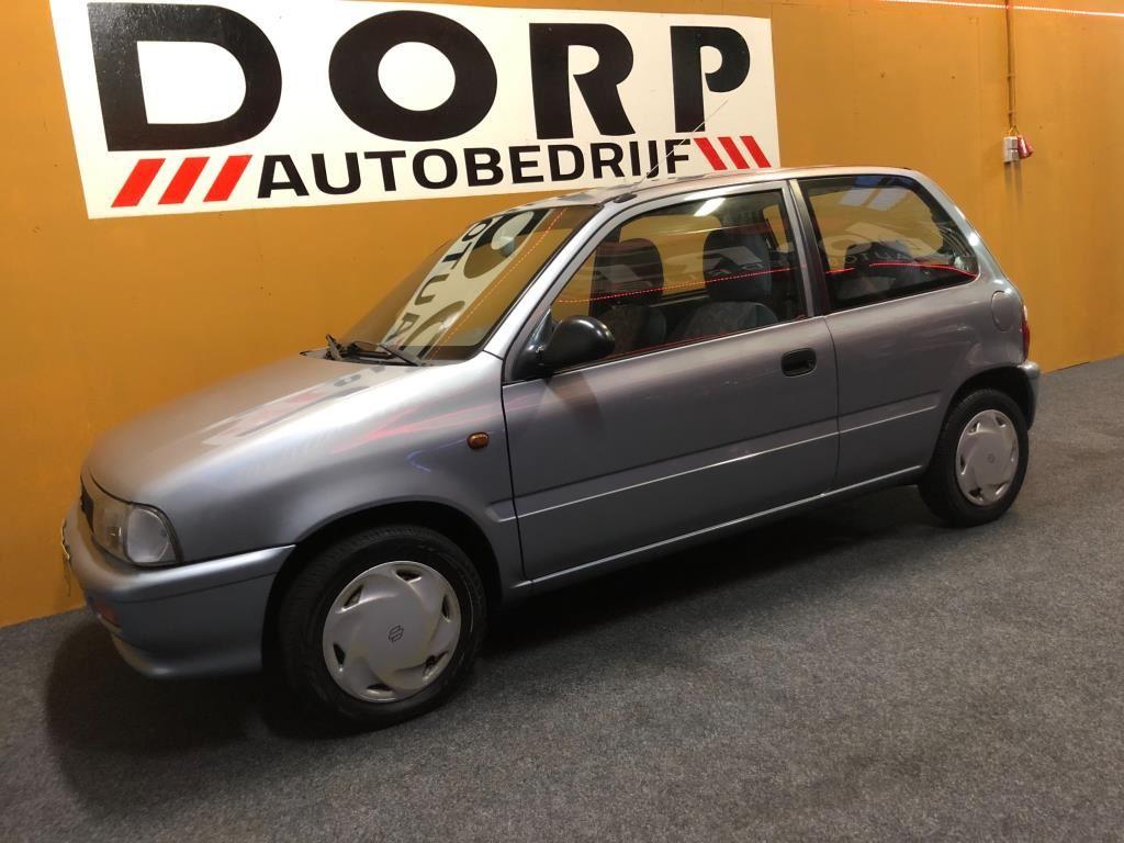 Suzuki Alto occasion - Autobedrijf Dorp