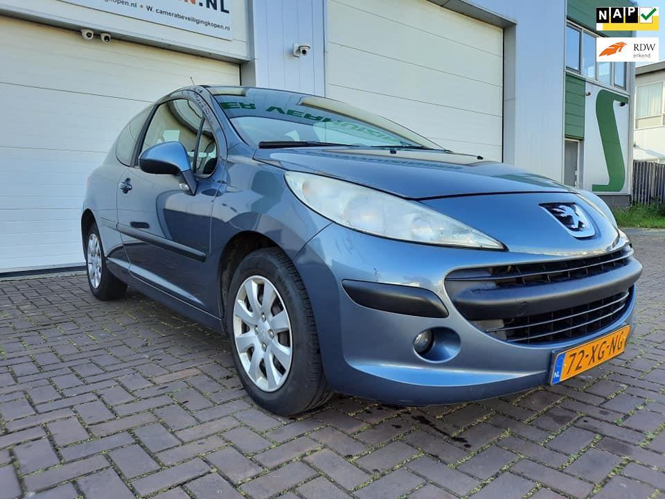 Peugeot 207 occasion - Handelsonderneming Schouten