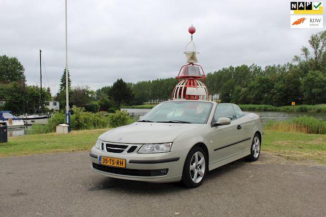 Saab 9-3 Cabrio 2.0t Vector