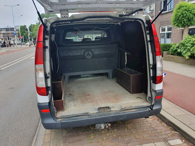 Mercedes-Benz Vito 109 CDI 320 Lang DC Ambiente luxe 5/6 PERSOON MARGE