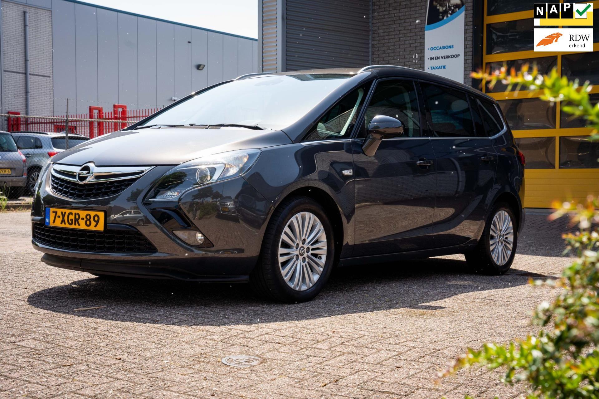 Opel Zafira Tourer occasion - Autobedrijf de Alblas