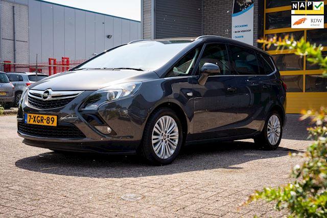 Opel Zafira Tourer 1.4 Design Edition 7p. ecc.nav camera