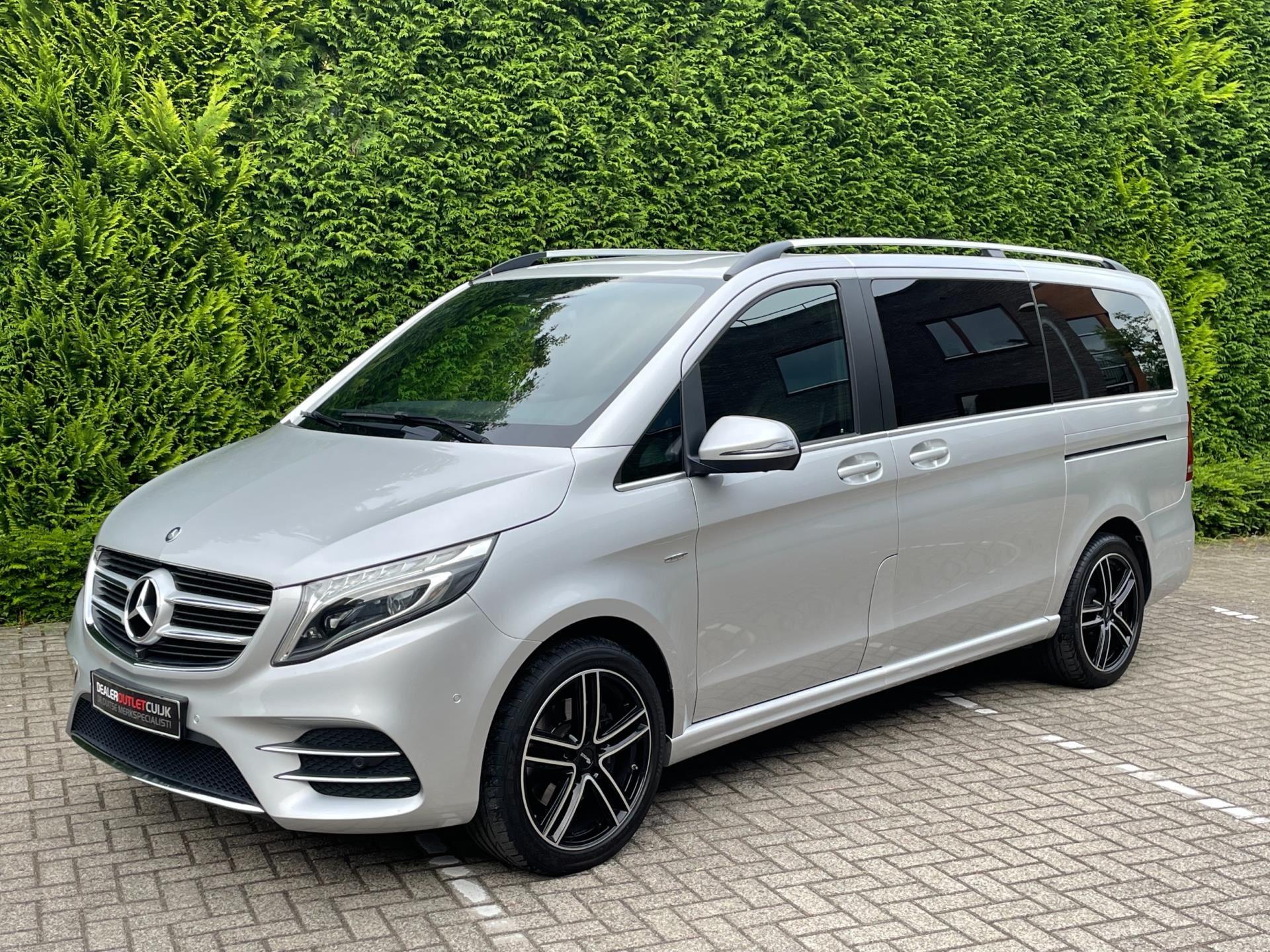 Mercedes-Benz V-klasse occasion - Dealer Outlet Cuijk b.v.
