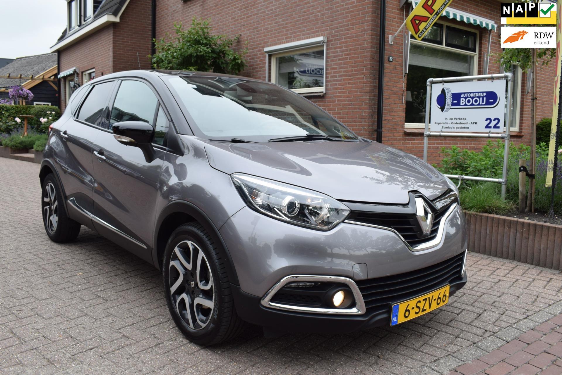 Renault Captur occasion - Autobedrijf Booij