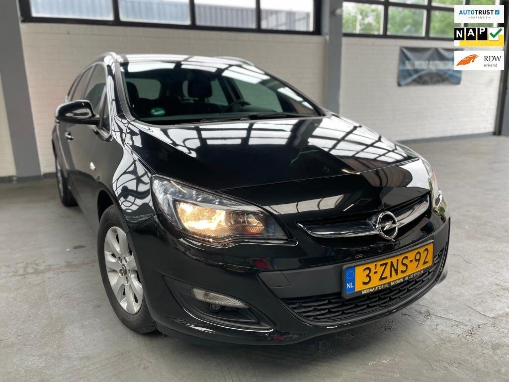 Opel Astra Sports Tourer occasion - Delmond Autobedrijf