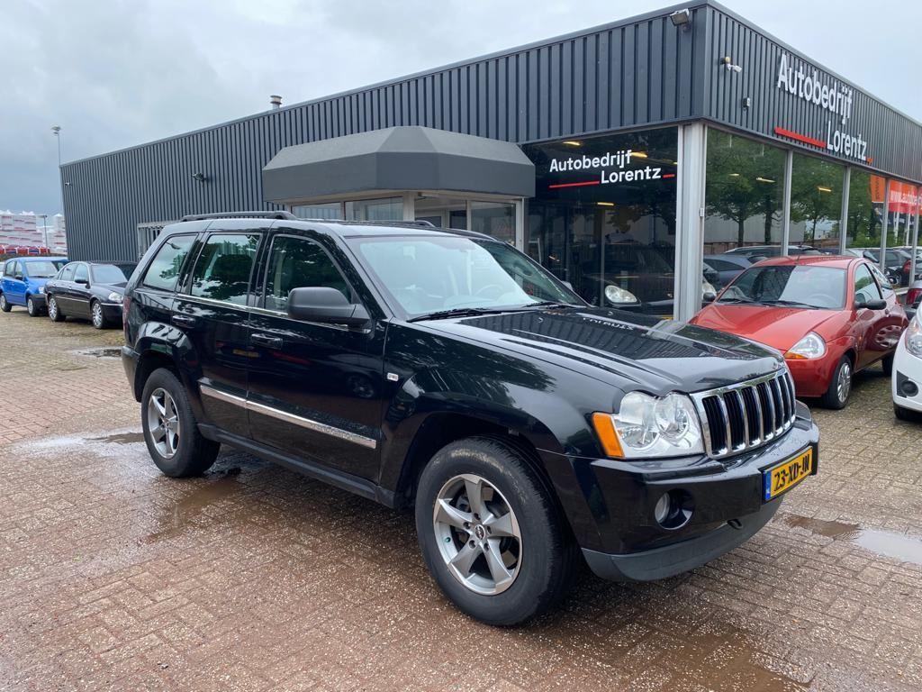 Jeep Grand Cherokee occasion - Autobedrijf Lorentz