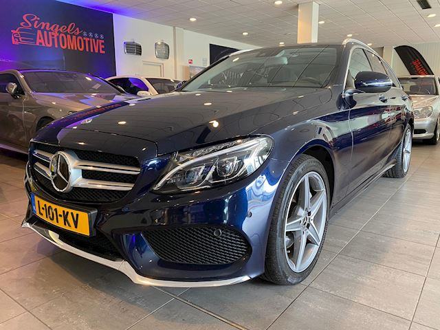 Mercedes-Benz C-klasse Estate 220 CDI Premium Plus, AMG, Dealer Auto, Incl. BTW
