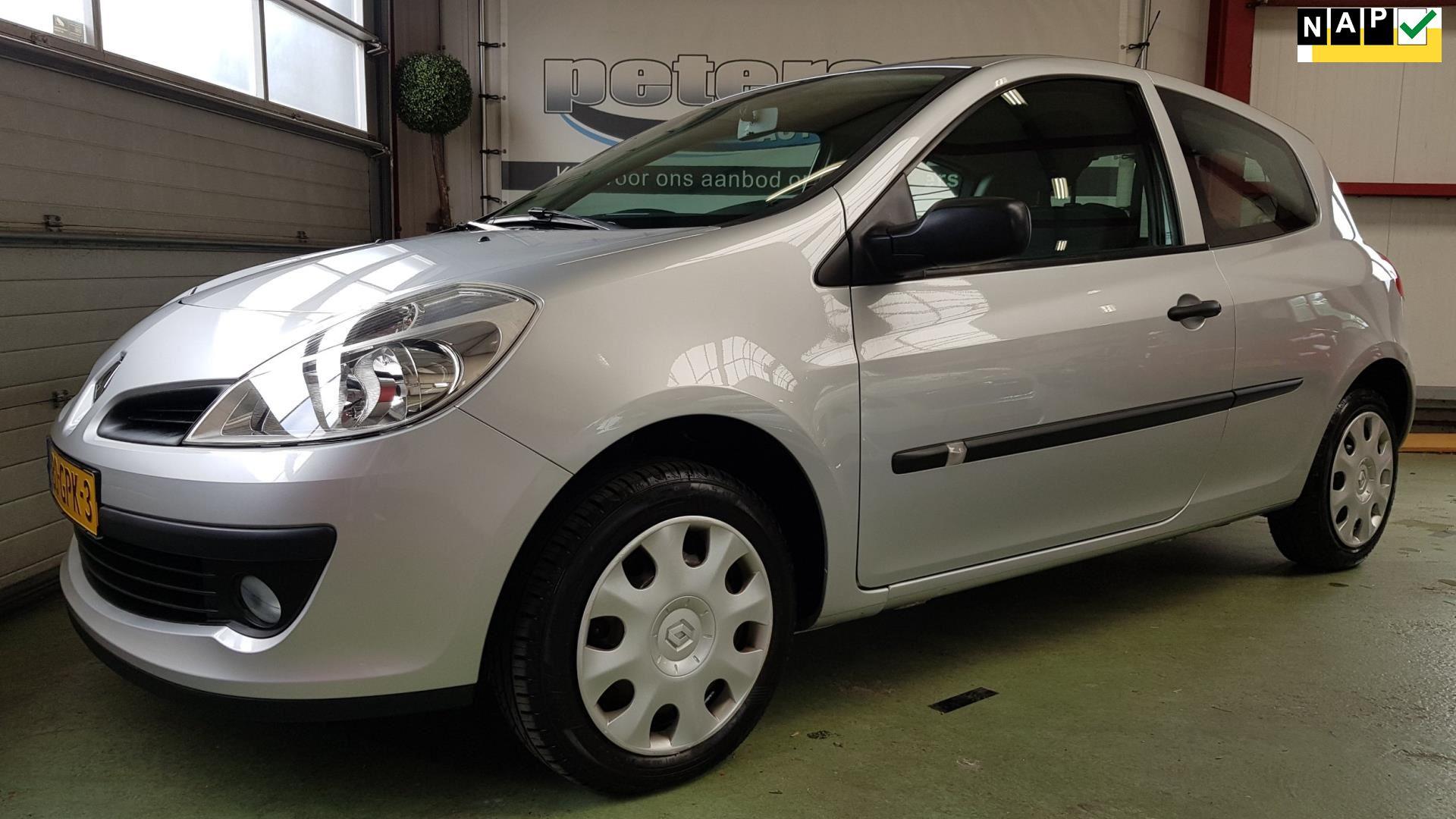 Renault Clio occasion - Peters Auto's