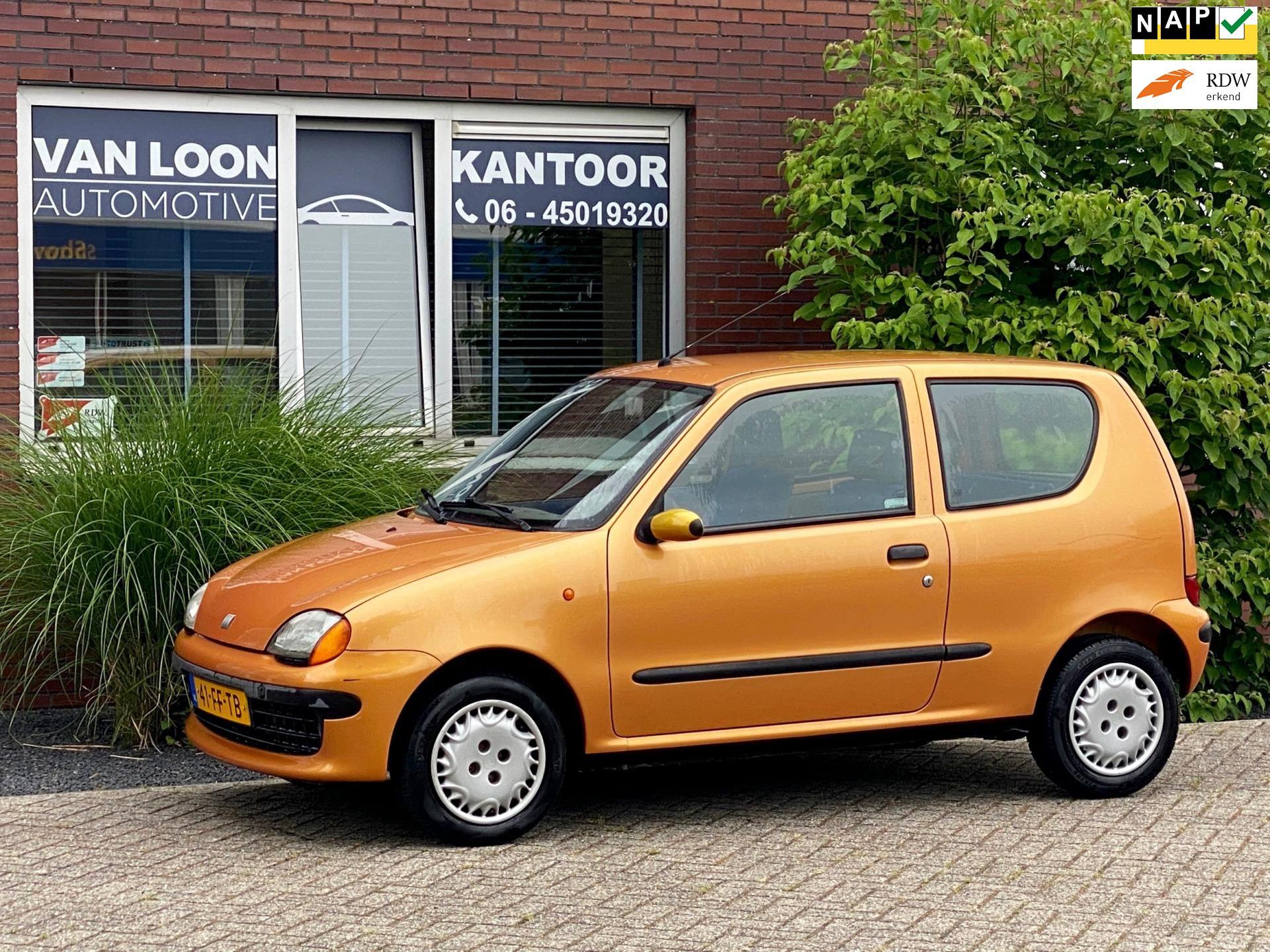 Fiat Seicento occasion - Van Loon Automotive