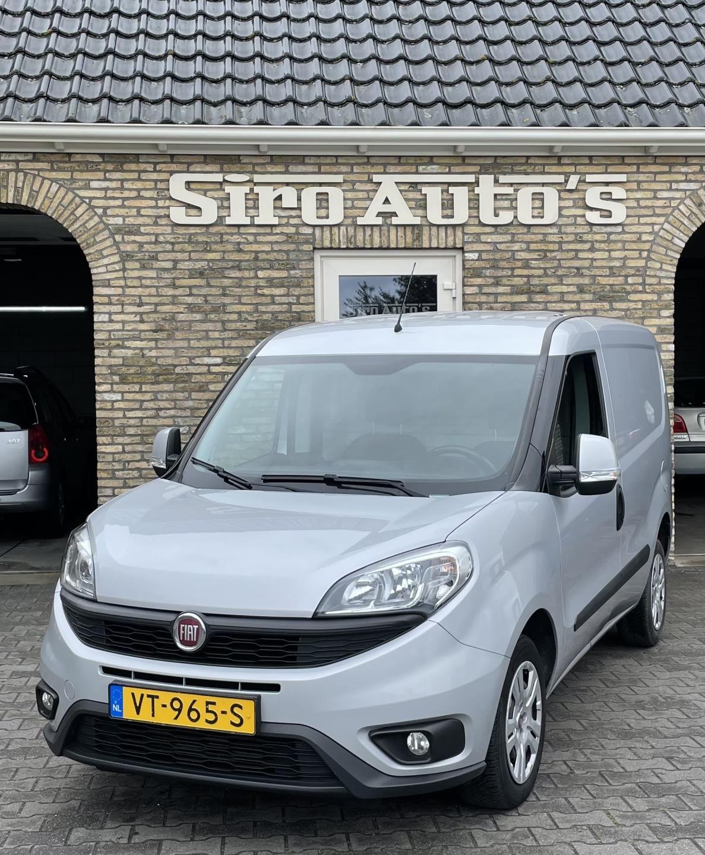 Fiat Doblò Cargo occasion - Siro Auto's