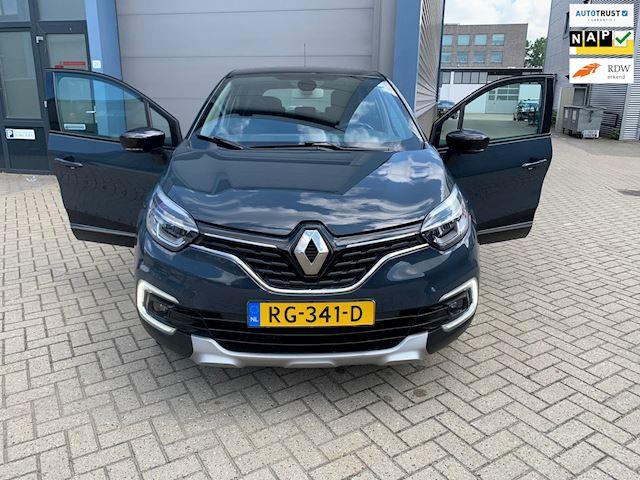 Renault Captur 0.9 TCe Intens I NW MODEL I CLIMA I NAVI I TREKHAAK I KM GARANTIE!!!!!!