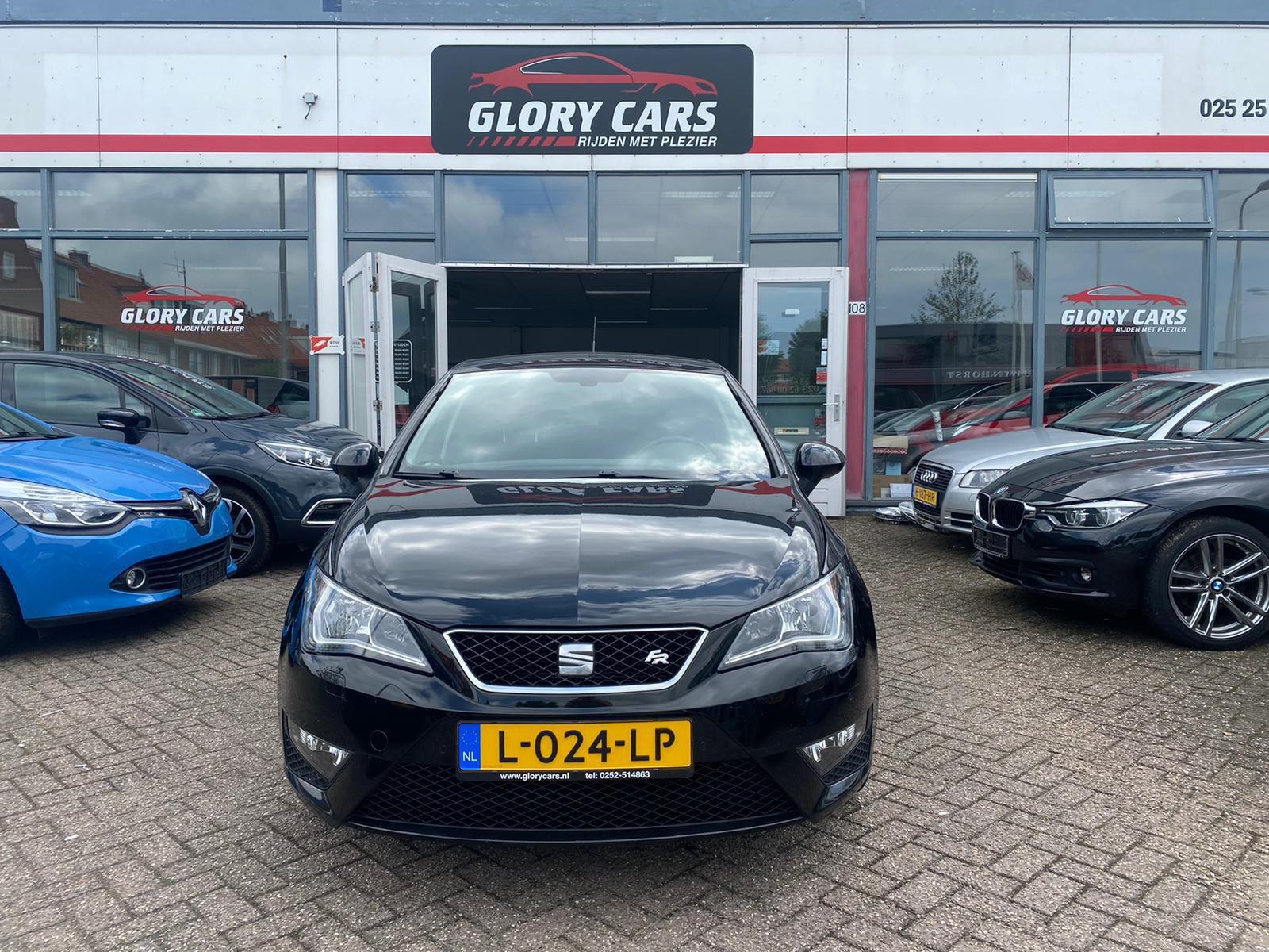 Seat Ibiza occasion - Glory Cars