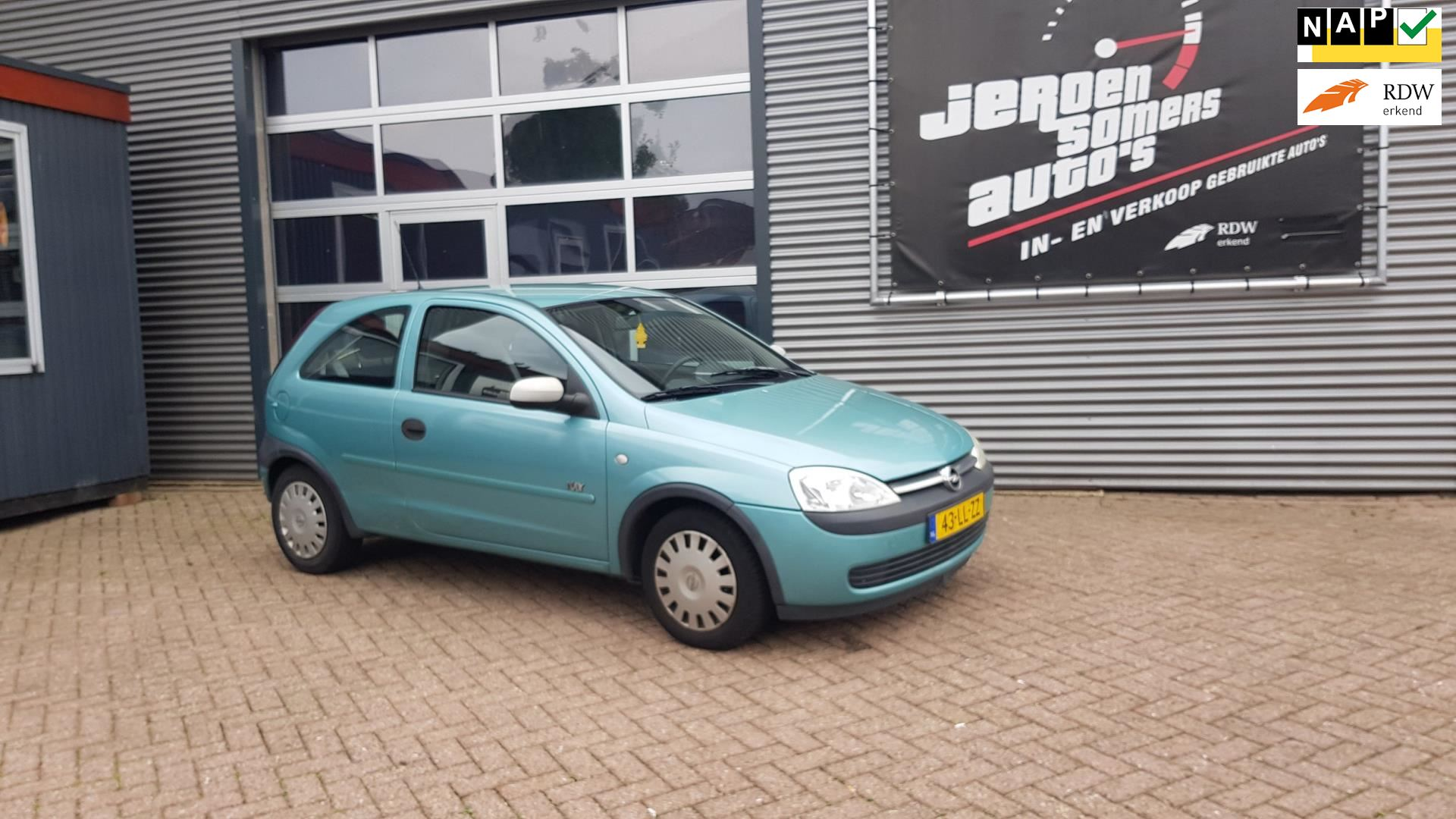 Opel Corsa occasion - Jeroen Somers Auto´s