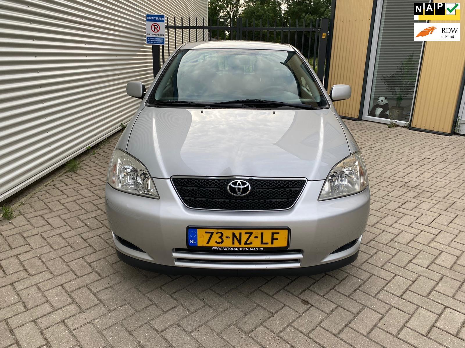 Toyota Corolla occasion - Autoland Den Haag