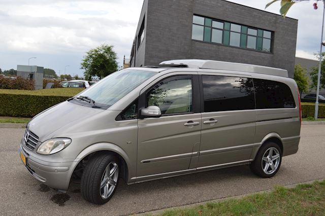 Mercedes-Benz MERCEDES VIANO 3.0 Cdi V6 Aut Camper