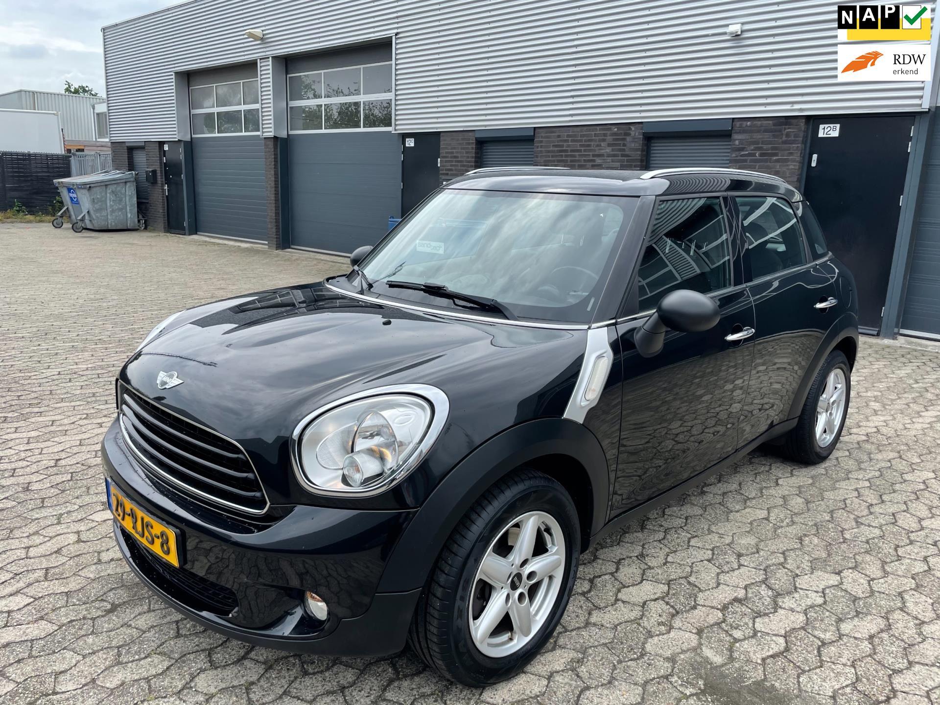 Mini Mini Countryman occasion - City Cars Breda