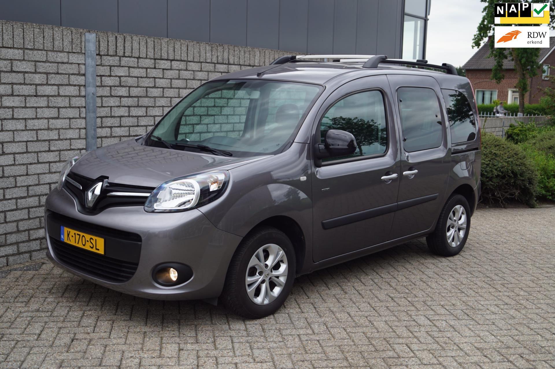 Renault Kangoo Family occasion - Autobedrijf H. Wijdeven V.o.f.