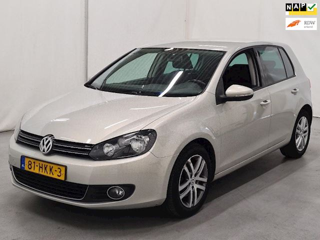 Volkswagen Golf 1.4 TSI Highline 1ste EIGENAAR I NAP I AUTOMAAT I APK I NETTE AUTO
