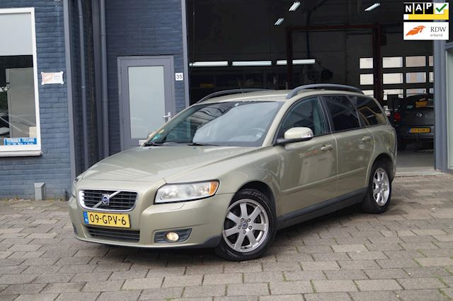 Volvo V50 1.6D Edition II | Clima | Cruise | PDC