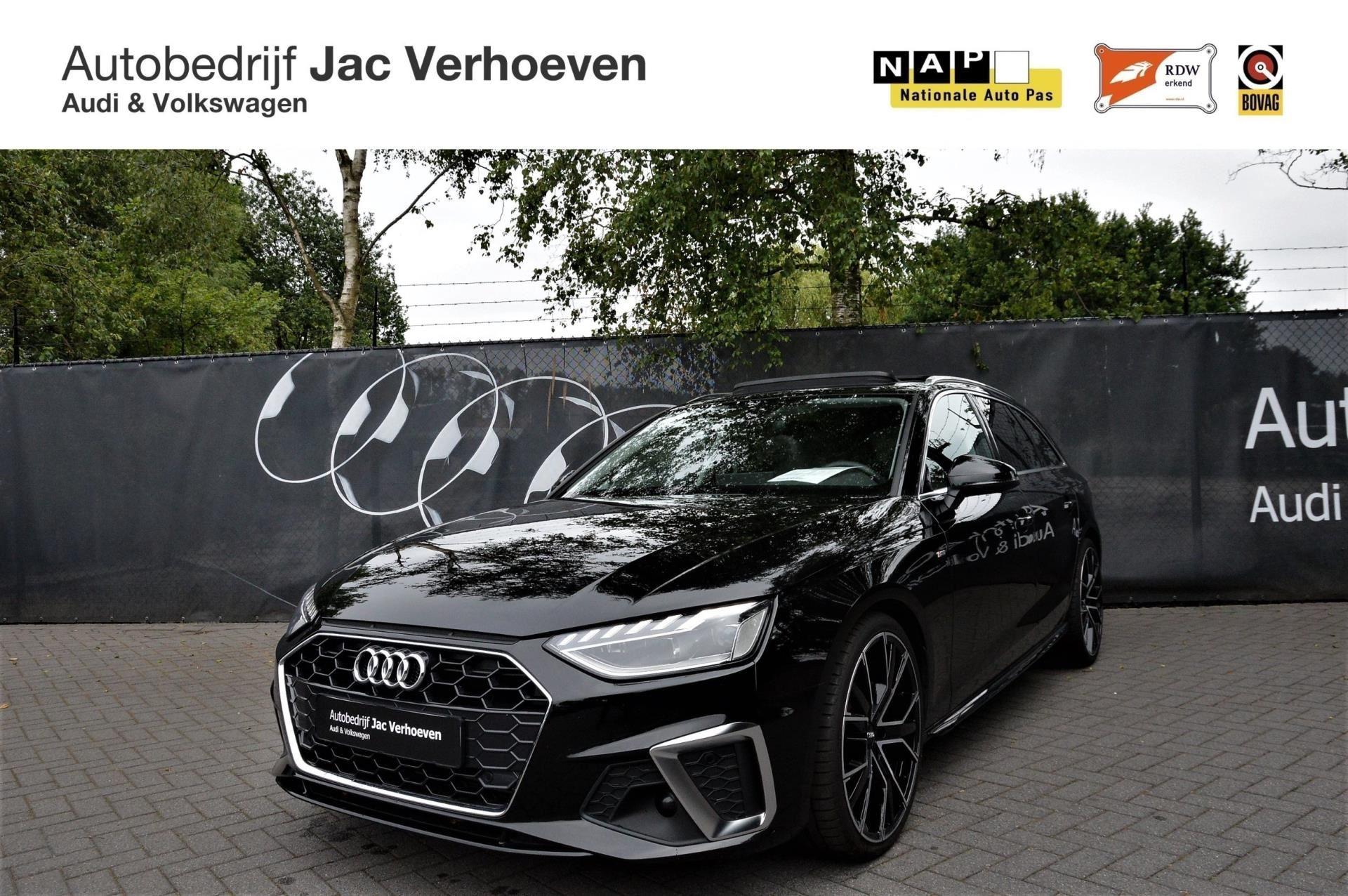Audi A4 Avant occasion - Autobedrijf Jac Verhoeven