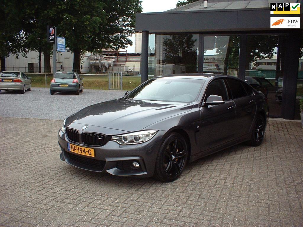BMW 4-serie Gran Coupé occasion - Autobedrijf G.Nelissen v.o.f.