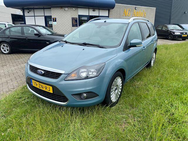 Ford Focus Wagon 1.6 Titanium