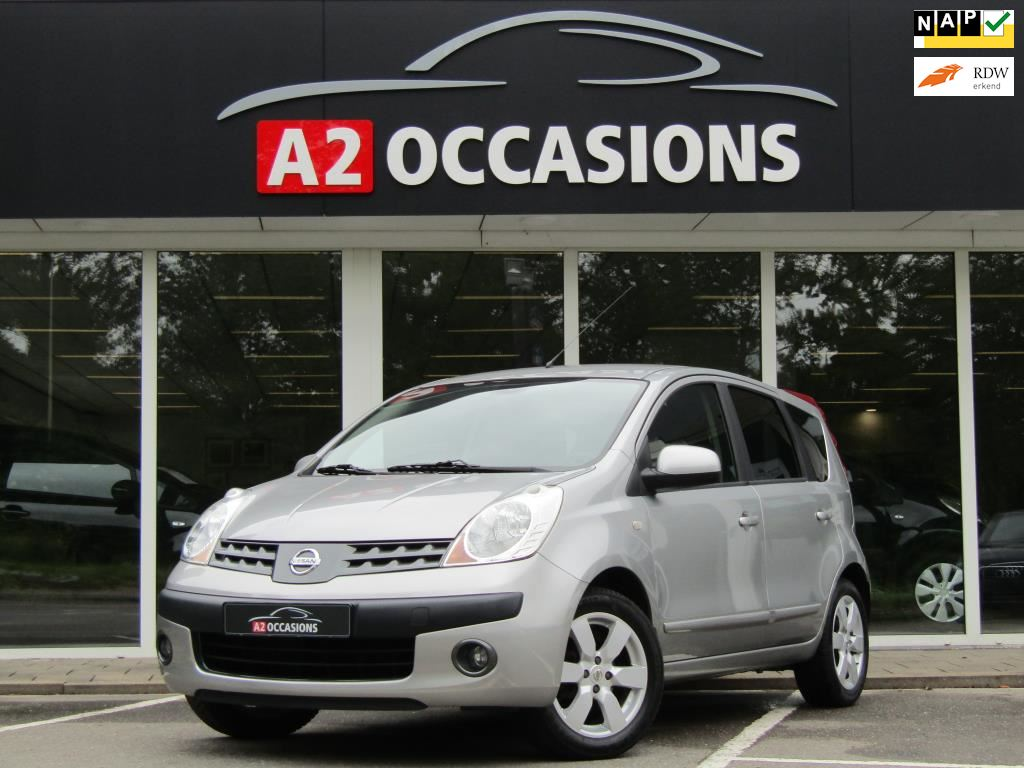 Nissan Note occasion - A2 Occasions