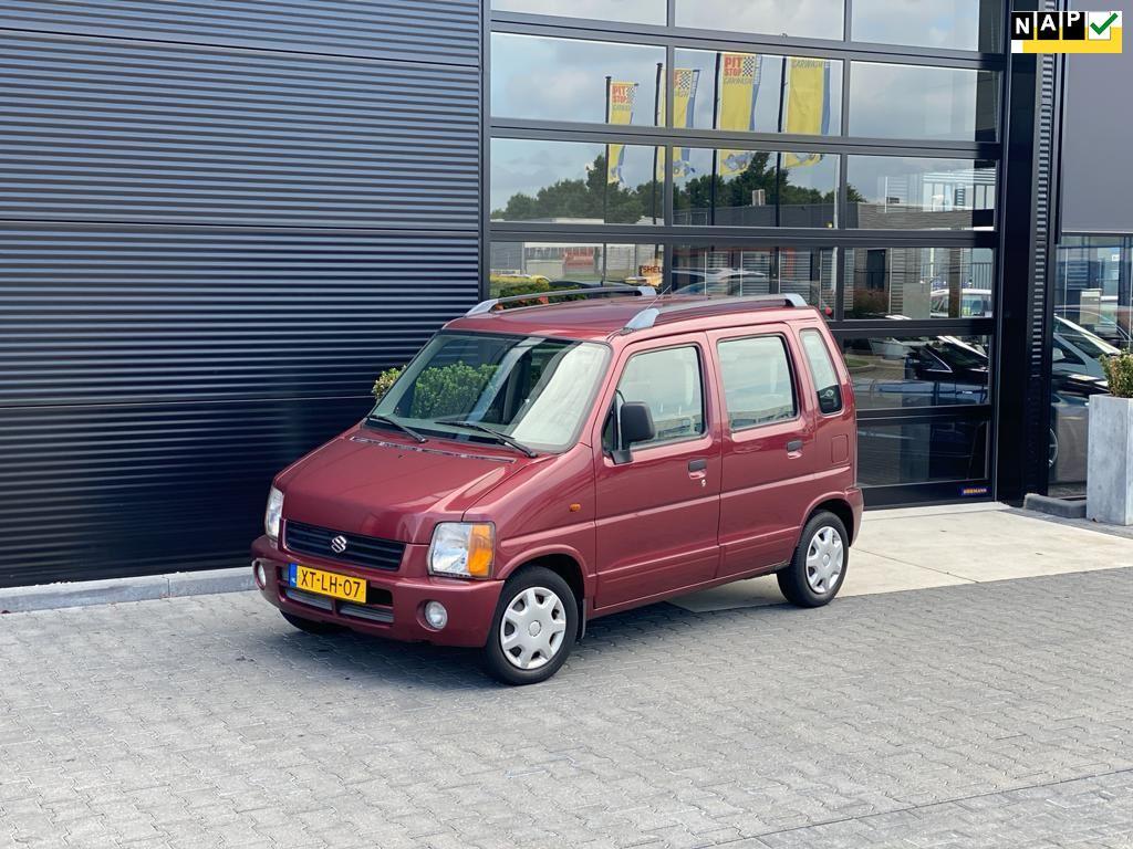 Suzuki Wagon R occasion - Pitstop Car Trading