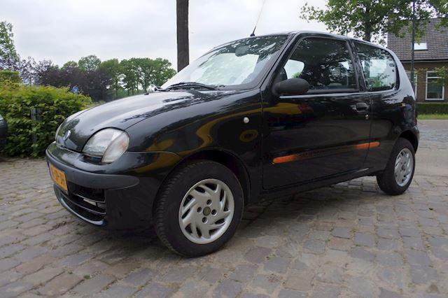 Fiat Seicento 1.1 Brush 115 dkm akp tot 30-4-2022 lm velgen