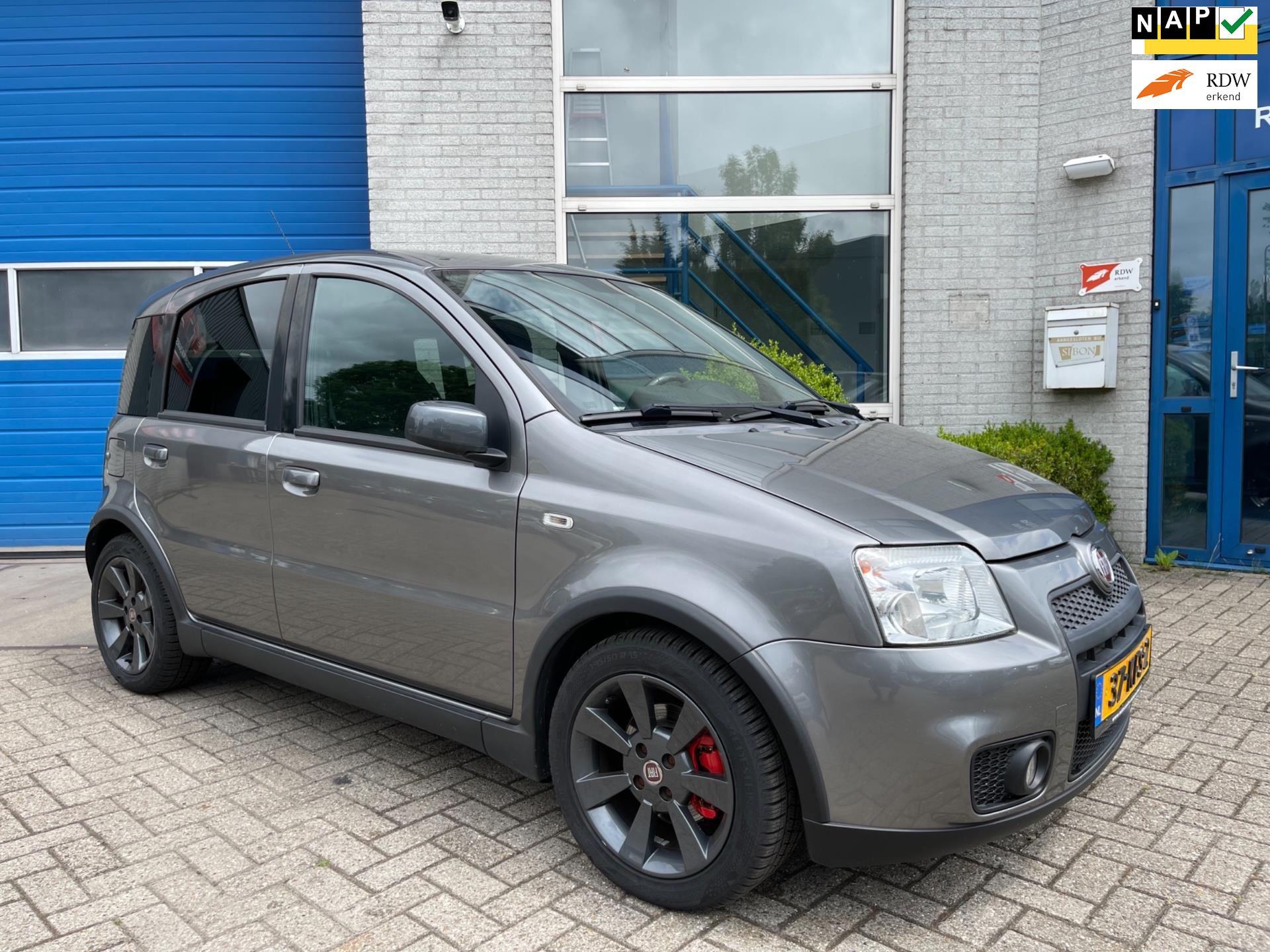 Fiat Panda occasion - Autocentrum Zaanstad