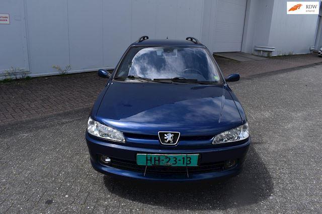 Peugeot 306 Break 1.6 XT Navigation