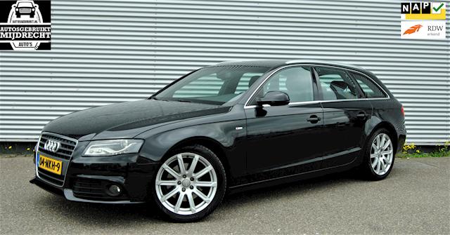 Audi A4 Avant 1.8 TFSI Pro Line S / airco / xenon /  cruise/ dealer onderhouden /