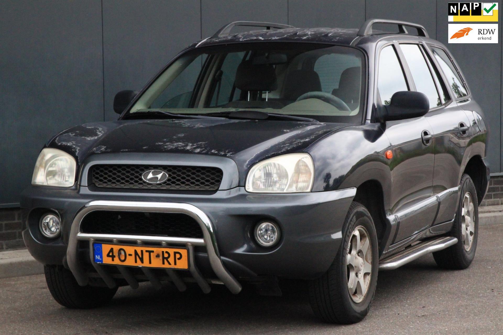 Hyundai Santa Fe occasion - Auto Hoeve B.V.