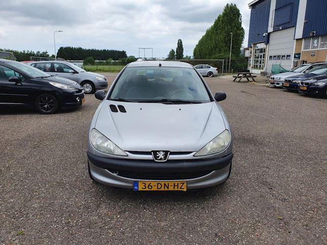 Peugeot 206 1.1 XR,  apk 22-7 2022-