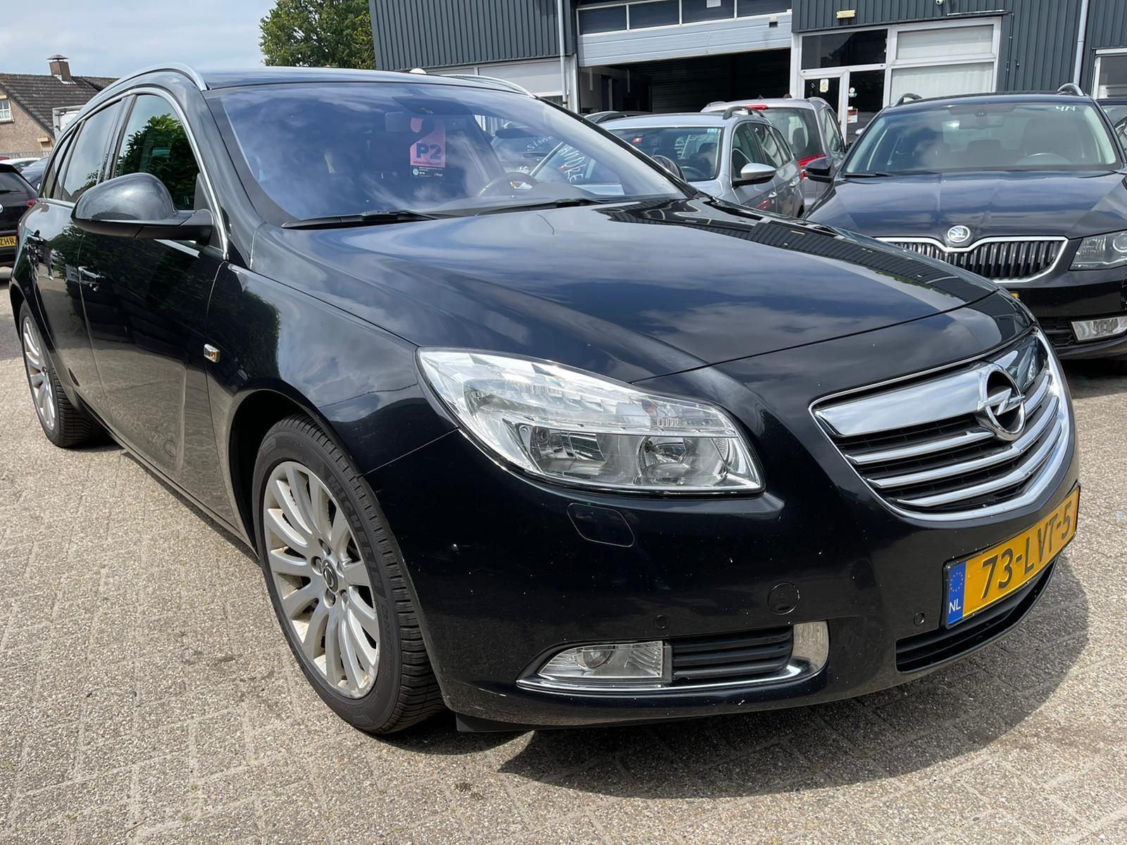 Opel Insignia Sports Tourer occasion - DDM Export B.V.