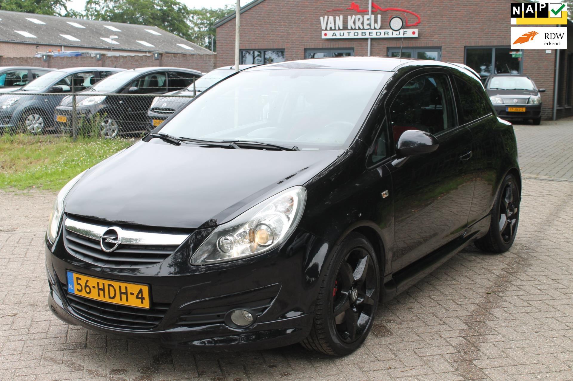 Opel Corsa occasion - Van Kreij Autobedrijf