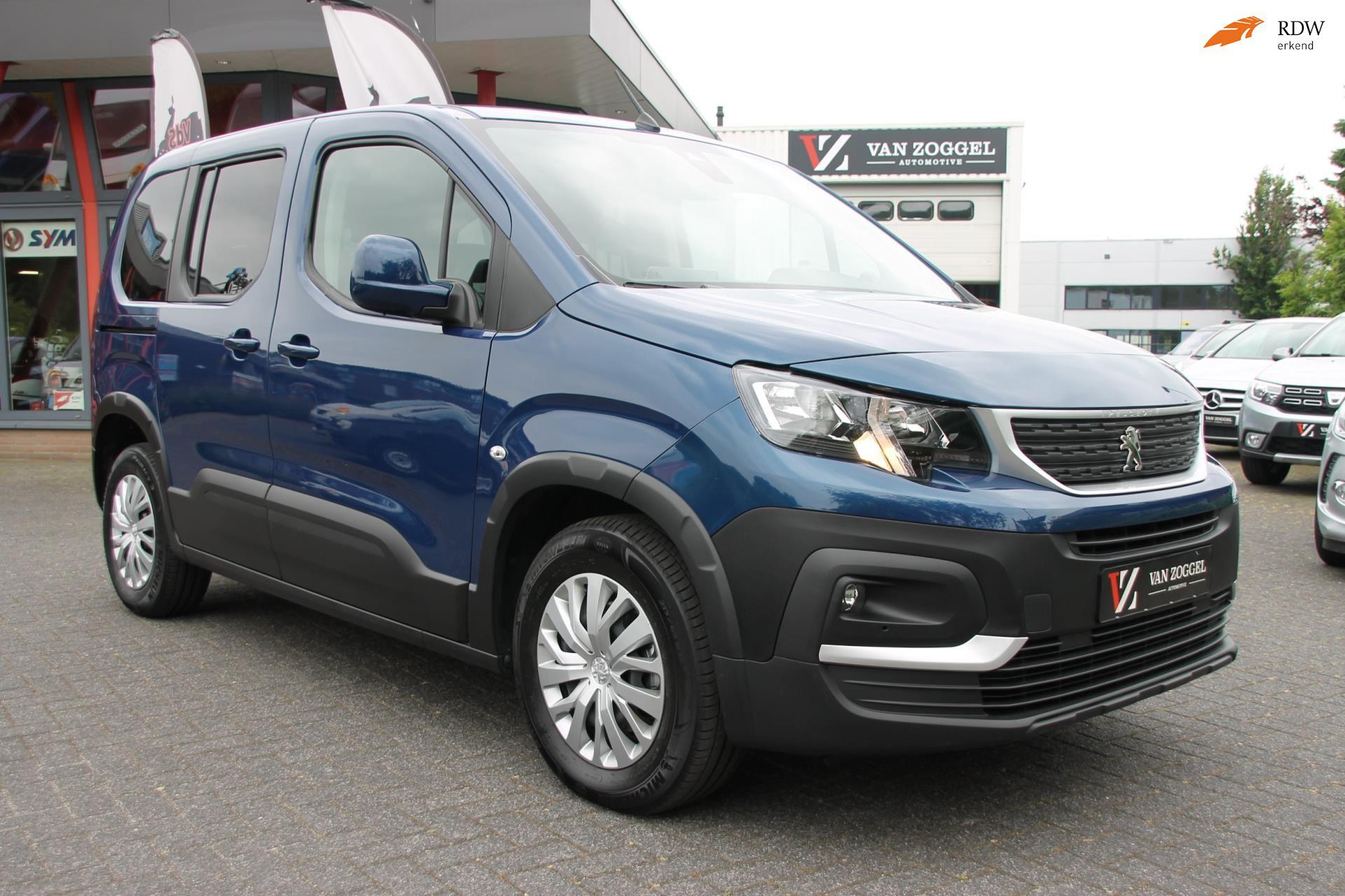 Peugeot Rifter occasion - Van Zoggel Automotive