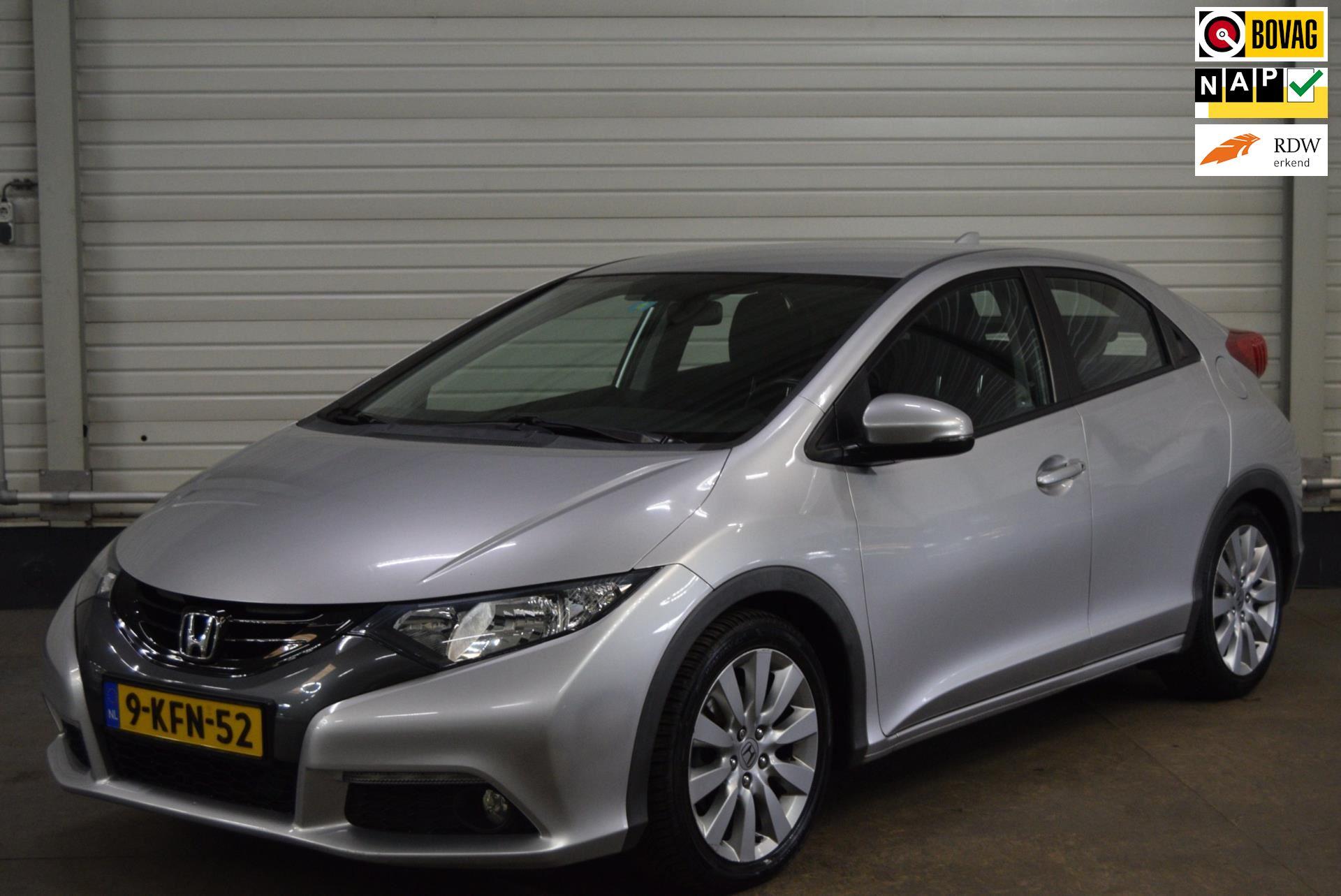 Honda Civic occasion - Autobedrijf van de Werken bv